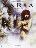 Saria la suite est reprise au dessin par Federici avec toujours Dufaux au scénario