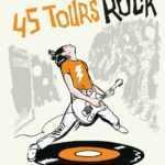 Quand le 45 Tours était roi du rock avec Bourhis