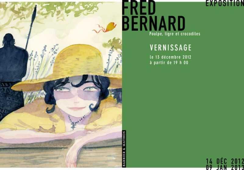 Exposition Fred Bernard