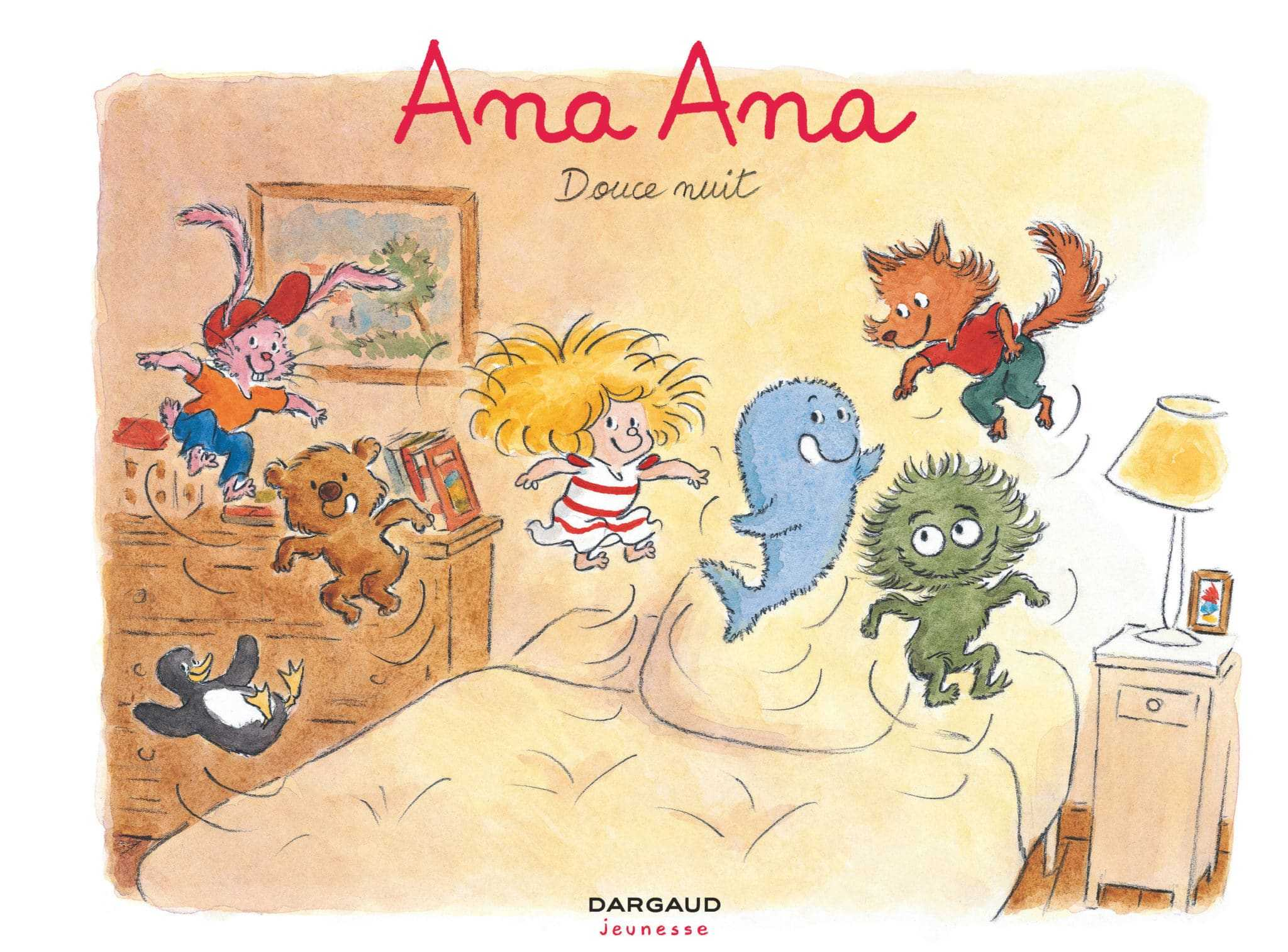 Ana Ana, les aventures de la petite sœur de Pico Bogue