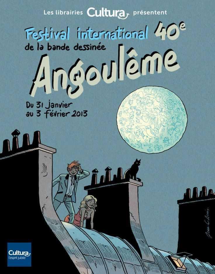 Angoulême 2013 : la très complète sélection officielle vient de paraître