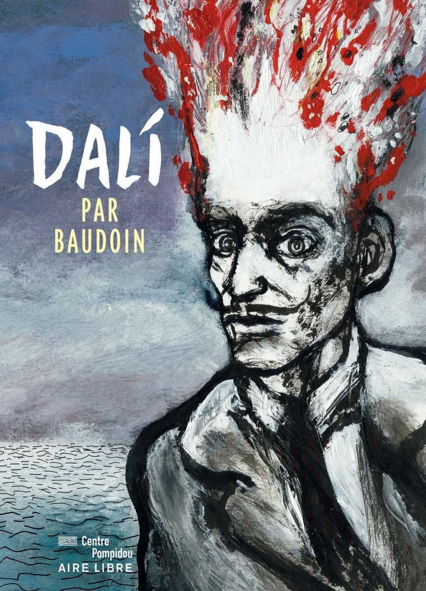 Un superbe Dali par Baudoin et une exposition à Angoulême