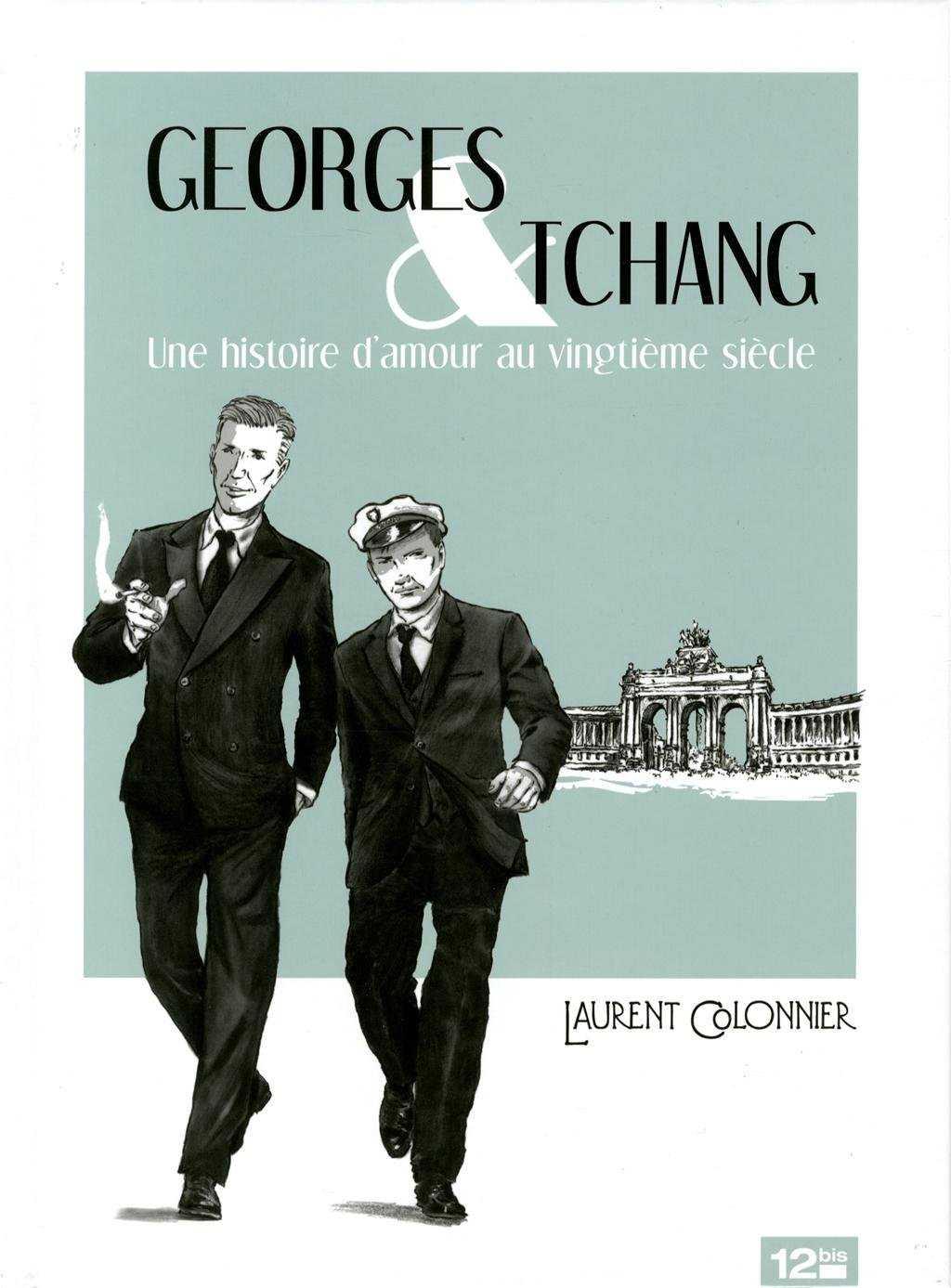 Georges et Tchang, ou l'histoire des débuts de la ligne claire ?