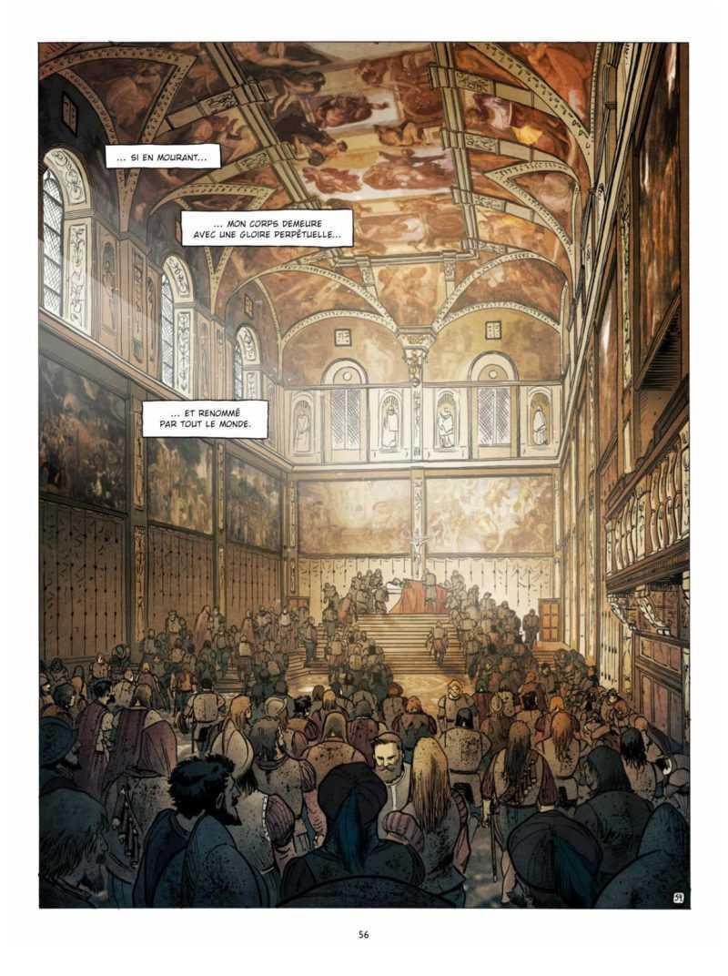 François 1er et le connétable de Bourbon