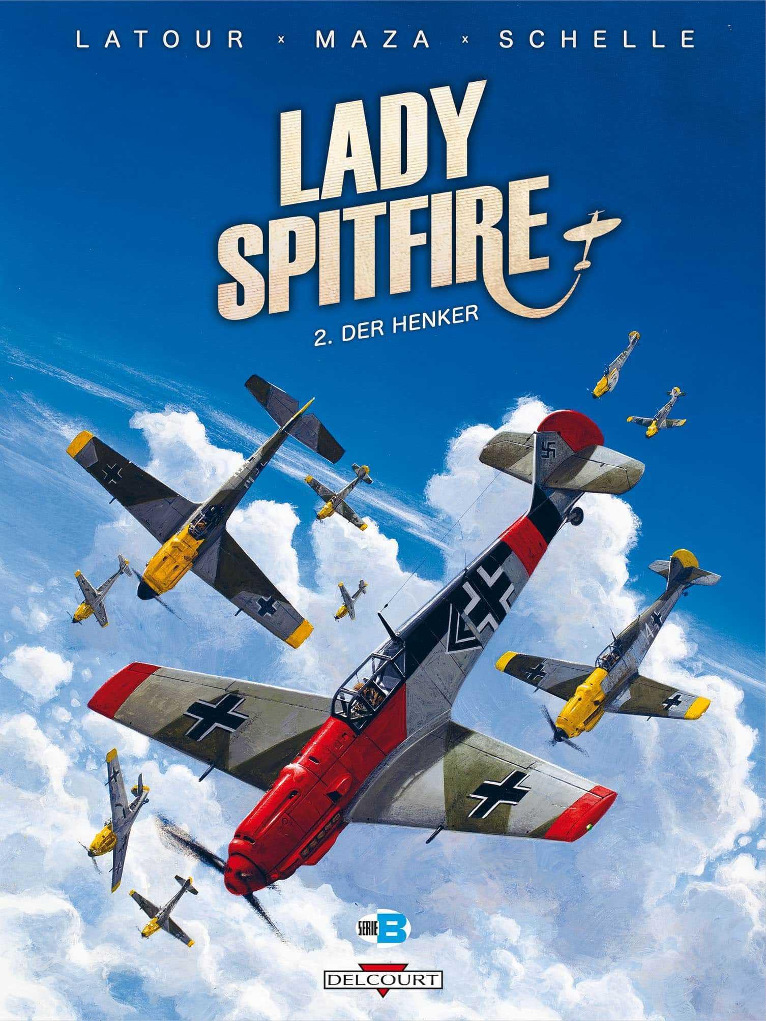 Lady Spitfire contre Der Henker