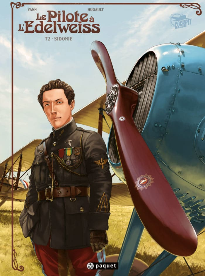Le Pilote à l'Edelweiss
