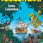 Santa Calamidad, Marsupilami se balade dans l'espace-temps