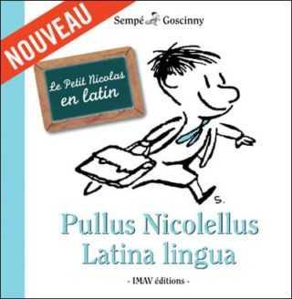 Le Petit Nicolas en Latin