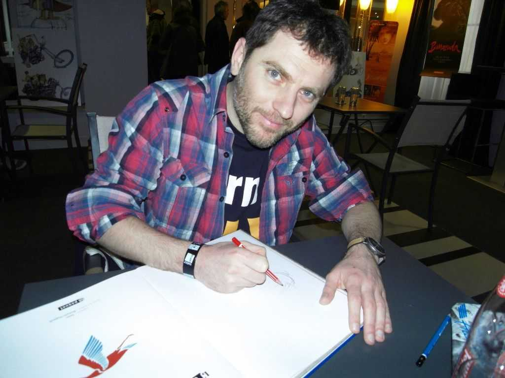 Avant Montpellier, Romain Hugault s'expose à Paris à partir du 3 janvier