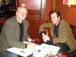 Grzegorz Rosinski et Yves Sente