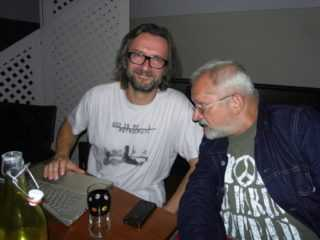 Piotr et Grzegorz Rosinski