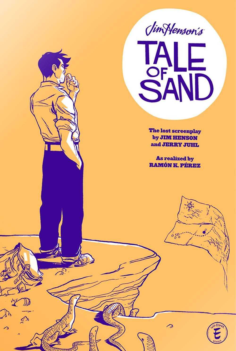 Tale of sand, le scénario retrouvé de Jim Henson créateur des Muppets