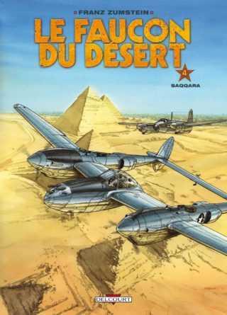 Le Faucon du désert