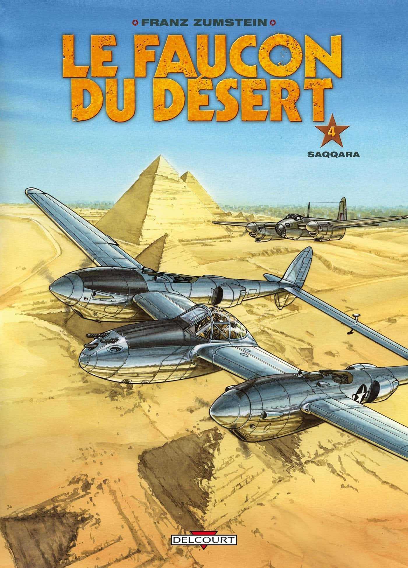 Un trésor et la fin d'un cycle pour le Faucon du désert