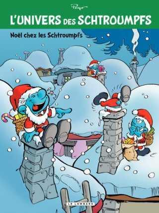 Noël chez les Schtroumpfs