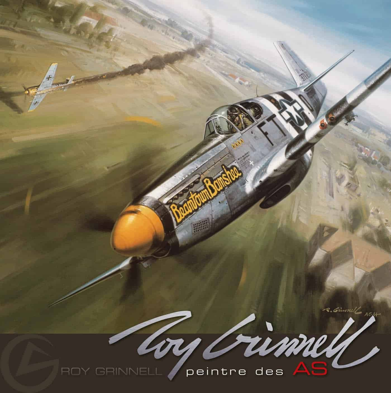 Roy Grinnell, l'aviation pour passion