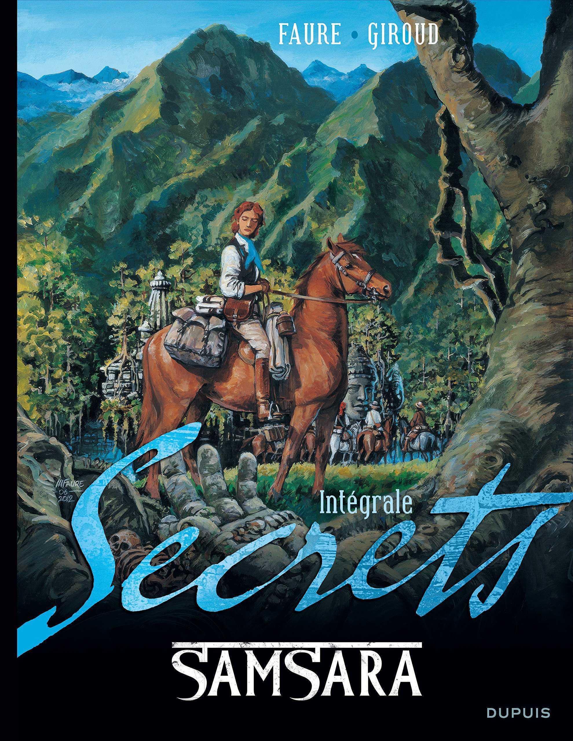 Samsara, une chasse au trésor dans la jungle des Indes