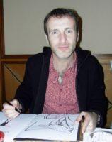 Willem Grand Prix d'Angoulême 2013. Christophe Blain remporte le prix du meilleur album pour Quai d'Orsay 2