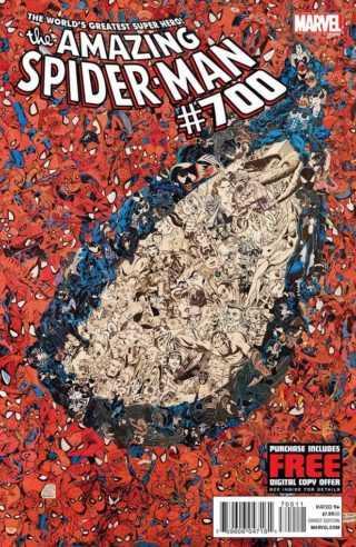 Spider-Man #700