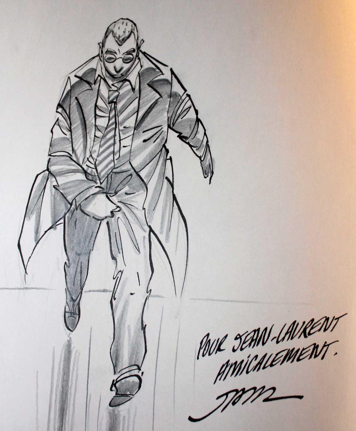 Le Tueur avec Jacamon et Matz le 28 février chez Azimuts à Montpellier