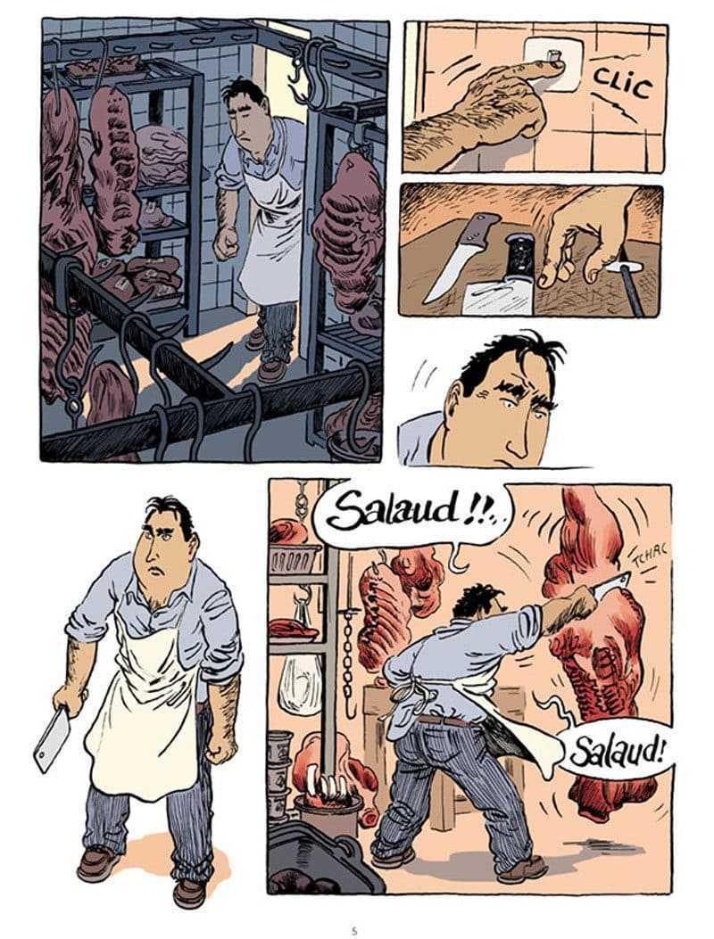 Crève Saucisse