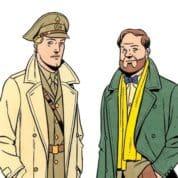 Une nouvelle collection pour Blake et Mortimer