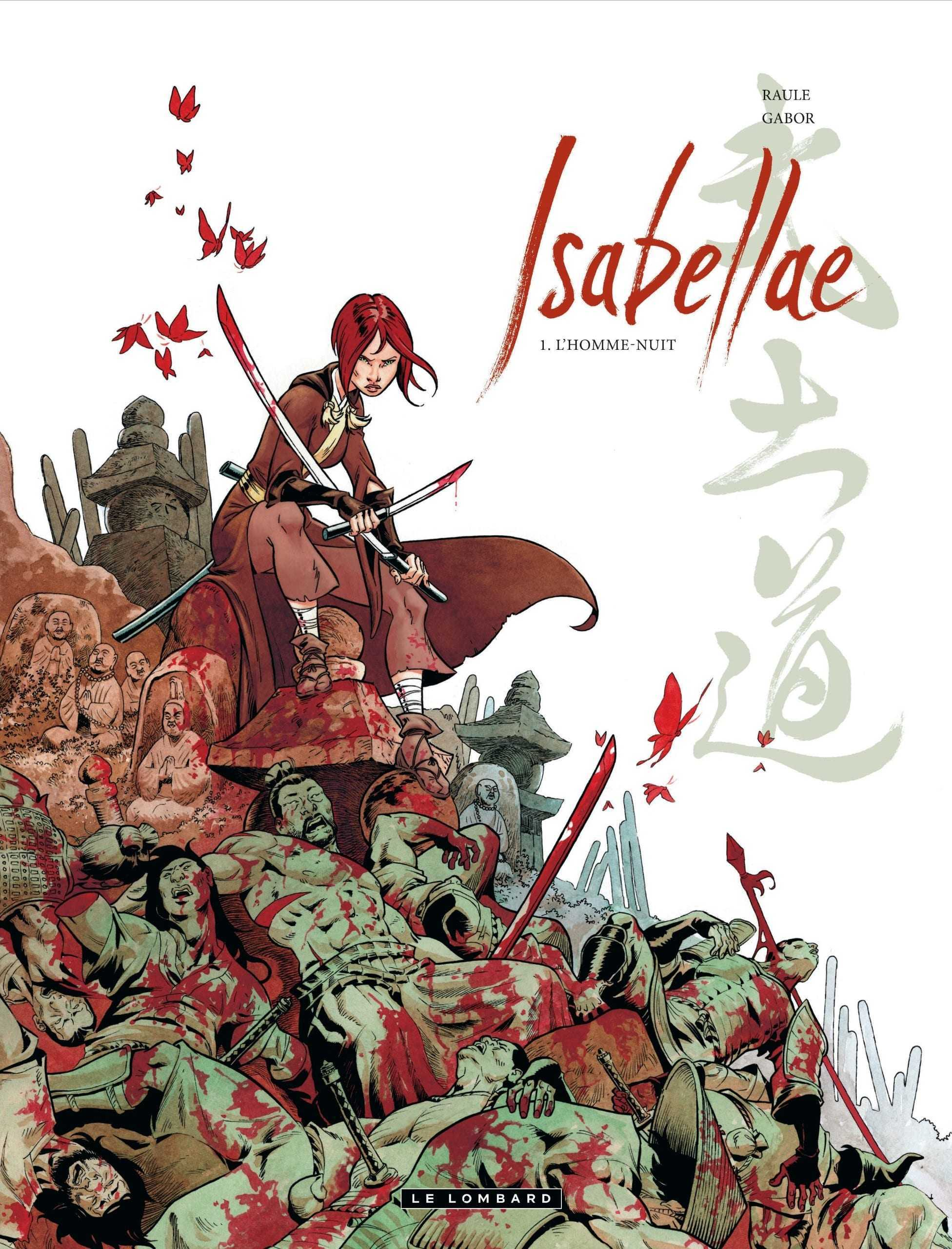 Isabellae, une sanglante histoire de famille dans le Japon médiéval