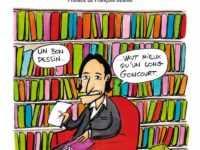 Jul s'est invité à la Grande Librairie
