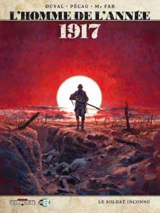 L'Homme de l'année 1917