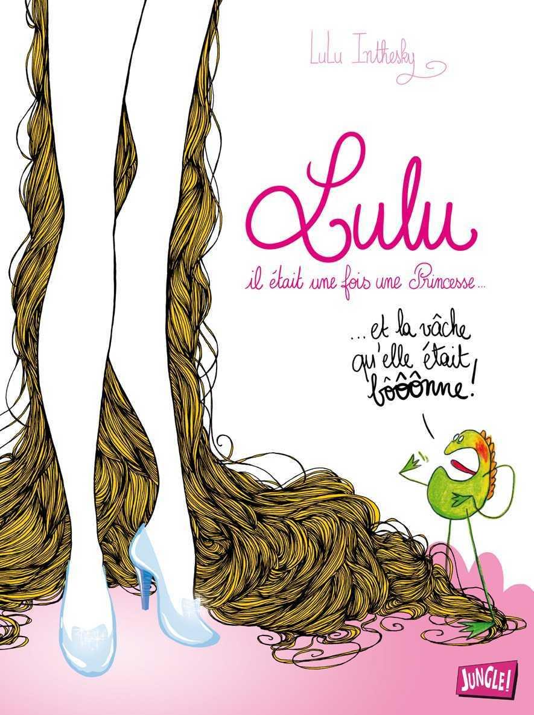 """Un album et une exposition dédicace chez Arludik à Paris pour Lulu et son """"Il était une fois une princesse"""""""