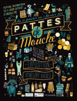 Pattes de Mouche