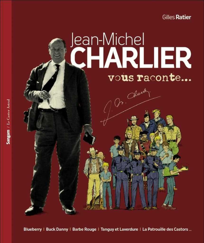 Jean-Michel Charlier, une biographie signée par Gilles Ratier