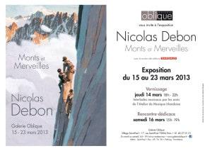 Exposition Monts et Merveilles
