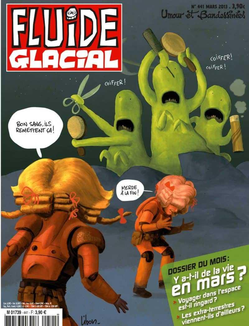 Fluide Glacial n°441