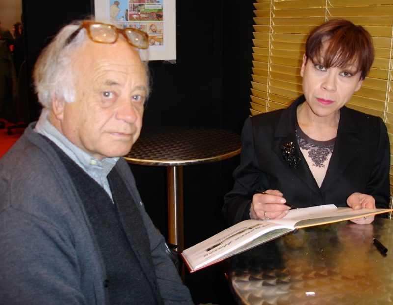 Pierre Christin et Annie Goetzinger