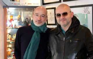 Un Tueur qui a de l'avenir : Matz et Jacamon étaient chez Azimuts à Montpellier avant Bordeaux le 1er mars