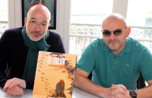 Jacamon et Matz à Montpellier