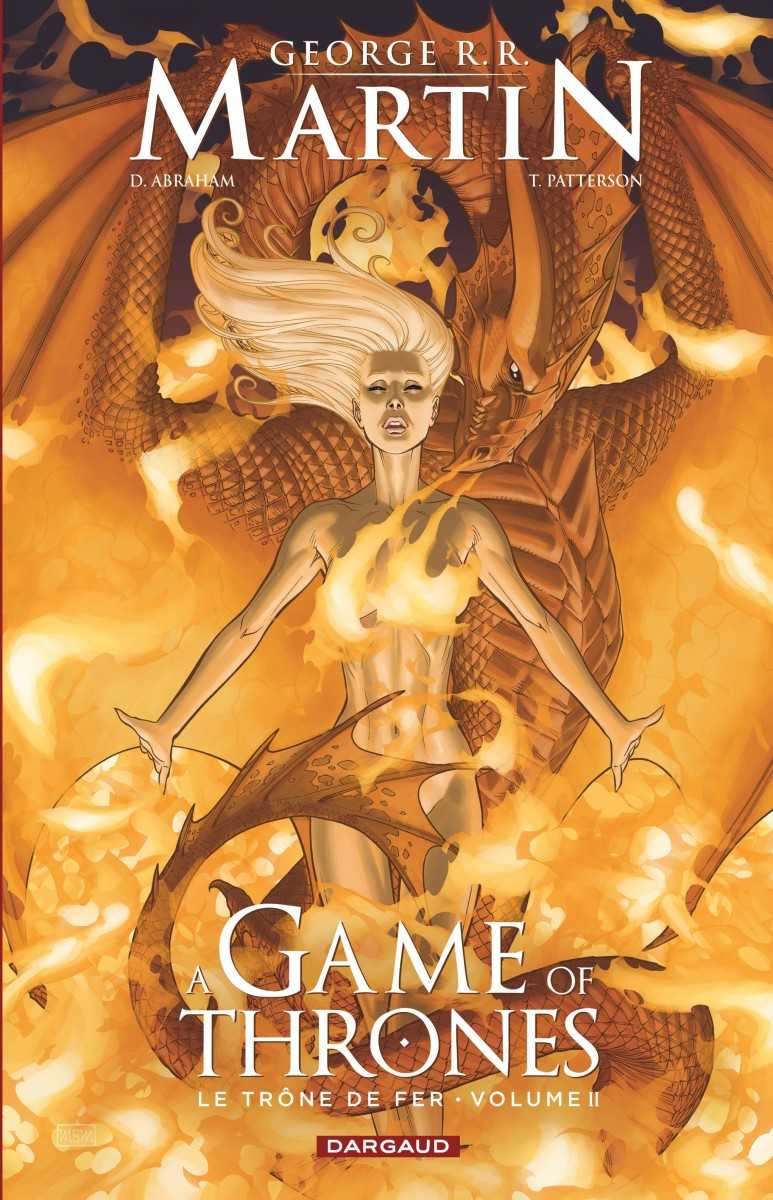 Game of Thrones, la suite de Trône de fer chez Dargaud