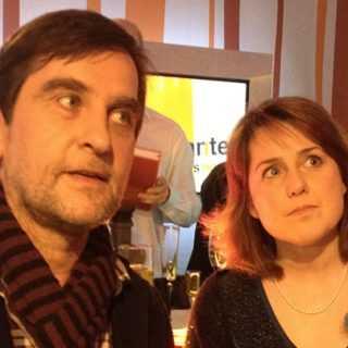 Bertrand et Christelle Pissavy-Yvernaut
