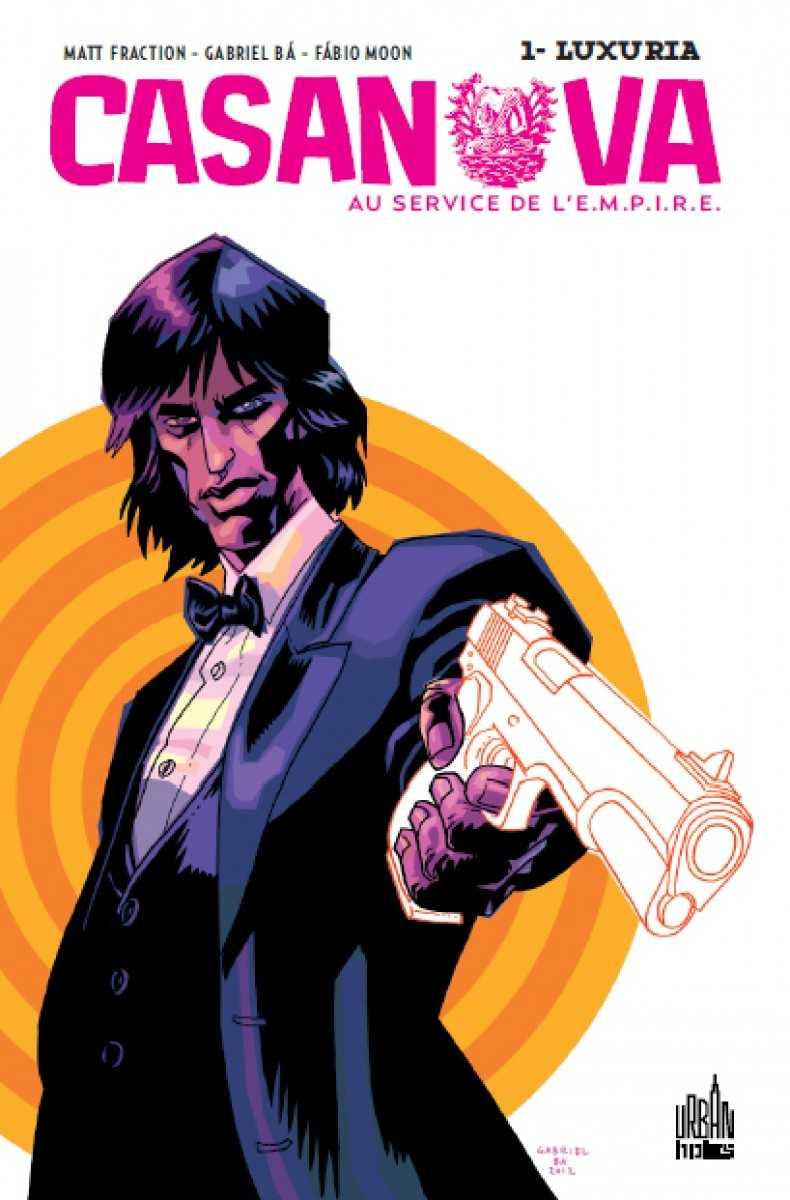 Casanova, L'E.M.P.I.R.E. contre attaque chez Urban Comics