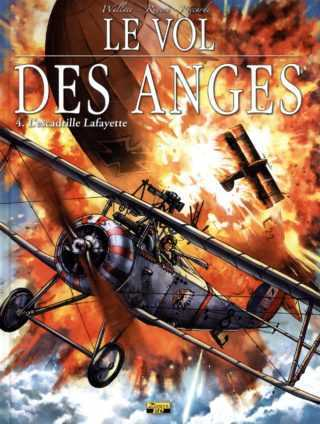 Le Vol des Anges