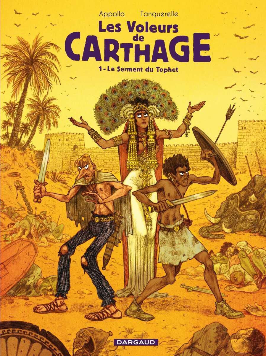Les Voleurs de Carthage, des casseurs dépassés par les évènements