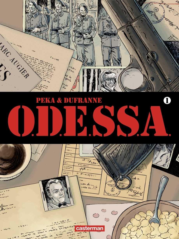 O.D.E.S.S.A., sur la piste des anciens nazis réfugiés en Amérique du Sud
