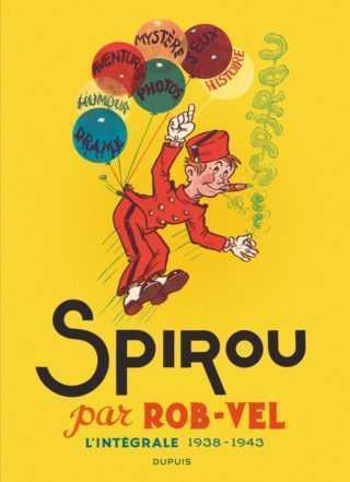 Spirou par Rob-Vel