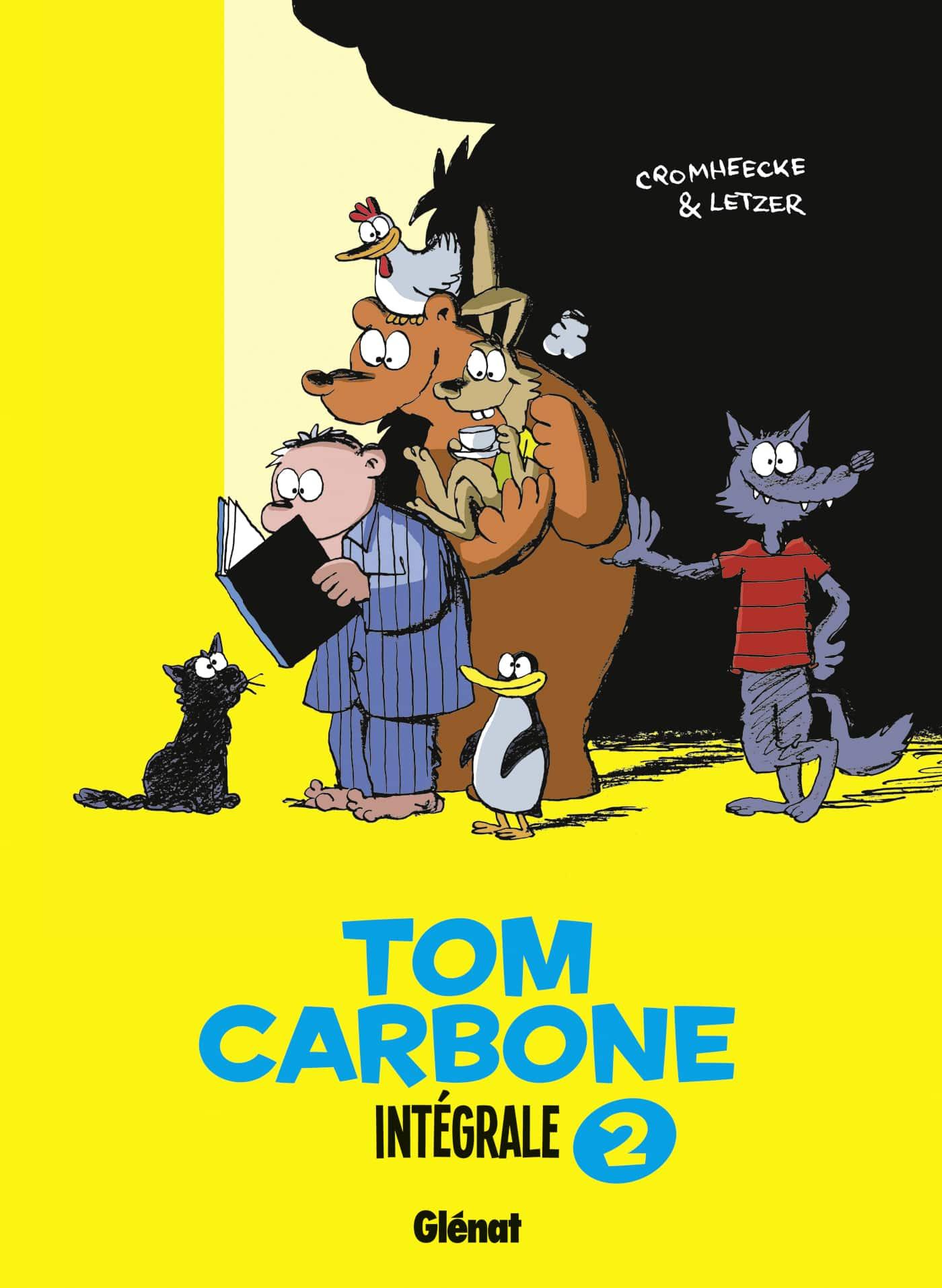 Tom Carbone et son humour surréaliste