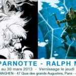 Chez Maghen à Paris le 13 mars, Parnotte après Montpellier pour le Sang des Porphyre et Meyer pour Asgard