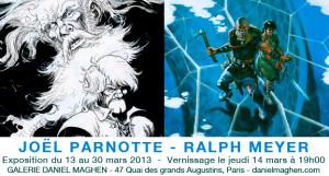 Parnotte et Meyer chez Maghen