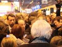 François Hollande parle BD.