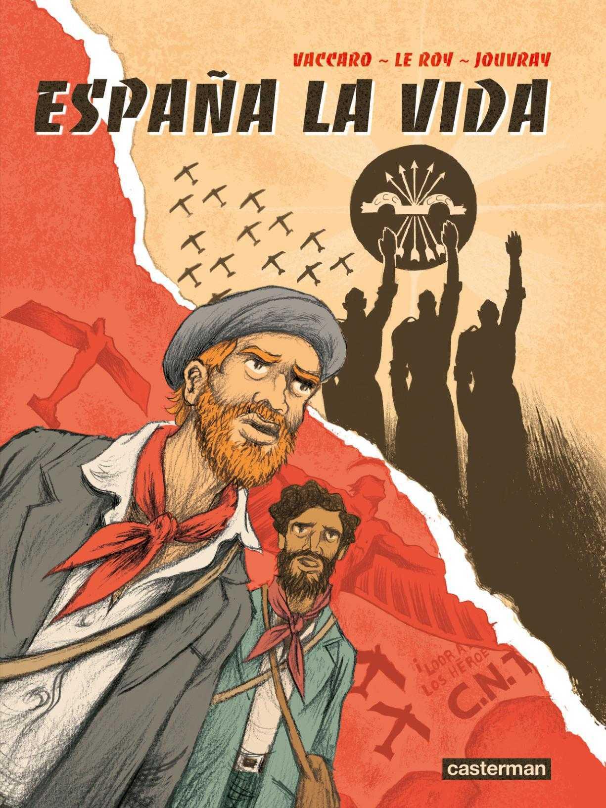 Avec ces brigades qui ont sauvé l'honneur de la démocratie pendant la guerre d'Espagne