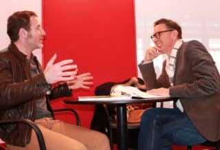 Christophe Blain et Jean-Laurent Truc